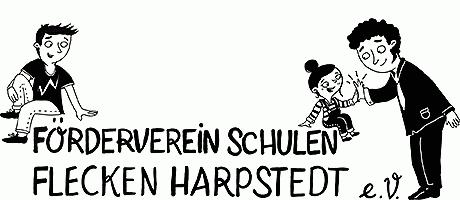 Logo Förderverein Schulen Flecken Harpstedt e.V.